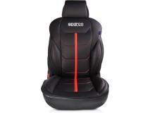 Sparco Corsa Cover Seat Ferrera Red/Black