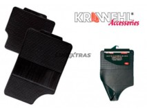 Kit 4 Carpets PVC