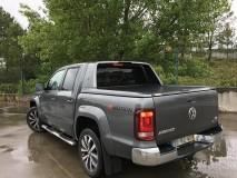 Top Roll VW Amarok 2017+ V6 Aventura DC Black Mountain Top