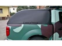 Hard-Top Nissan Navara D40 W/O Windows Linextras (Primary)