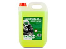 [04.MOT3542] Antifreeze 5L 50% Organic Yellow