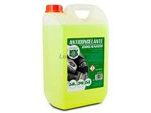 Antifreeze 5L 50% Organic Yellow