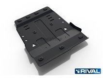 [113.VWA 58361/3] Prot. IRON 3mm Radiator + Engine VW AMAROK V6