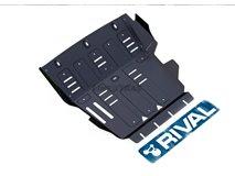 [113.VWA 58561/3] Prot. IRON 3mm Gear Box+ Transfer Case VW AMAROK V6