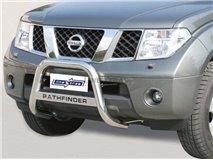 [49.NPF 26/I] Big Bar U with subtitle Stainless Nissan Pathfinder