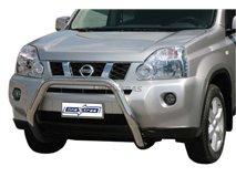 [49.NXT2 25/I] Big Bar U Inox 76Mm Nissan X-Trail 2007