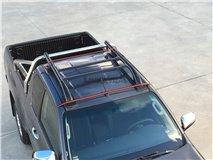 [47.MCX 92] Roof Bars Black (W/O Sunroof)