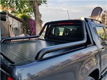 [47.MCXRBRBPCD] Roll-Bar Black Canyon 70mm for Rollbox X Class D/cab