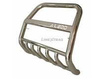 U Grill With Leg With Prot. Inox L200 3rd Mod
