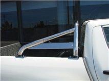 Roll-Bar C / Prot. Black Glass Mitsubishi L200 2010