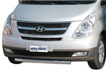 [42.H1 29] Hyundai H1 76mm Stainless Steel Spoiler