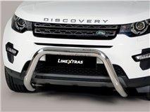 [45.LDS 25/I/E] Big Bar U Inox 76Mm Land Rover Sport 2018 C / Ece