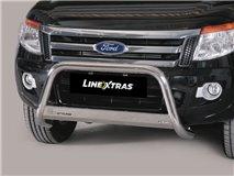 [46.MZ4 26/I] Big Bar U C / Leg Inox Mazda Bt-50 2012