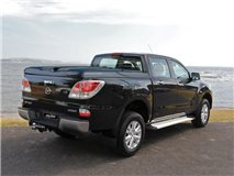 [46.MZ4 38/I] 2012 Mazda Bt-50 Double Stainless Roll-Bar