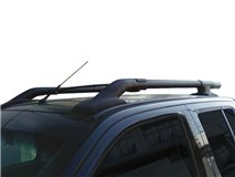 [46.MZ4 92] Tejad bars. Black Mazda Bt-50 2012 (N / Roof Abr