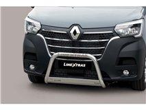 [101.RM4 26/I/E] Big Bar U Inox Renault Master 2019 C / Ece