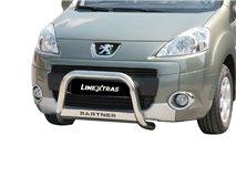 [105.PGP 02/I] Big Bar U C / Leg Inox Peugeot Partner 2008