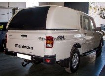 Hard-Top Mahindra Pick-up W/O Windows Linextras (Gel White)