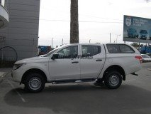 Hard-Top Fiat Fullback DC W/ Windows Linextras (Painted)