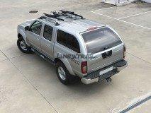 Hard-Top Nissan Navara D22 02-05 W/ Windows Linextras