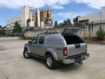 Hard-Top Nissan Navara D22 02-05 W/O Windows Linextras (Gel White)