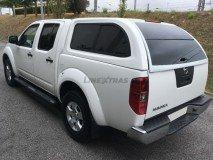 Hard-Top Nissan Navara D40 W/ Windows Linextras