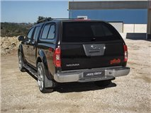 [49.NN3 136] Starlux Nissan D40 2010 Double with Windows
