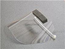 Polycarbonate Protection Visor - Reusable