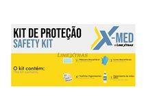 Emergency Kit 1xMask + 4xToal + 1xSpray + 1xGloves