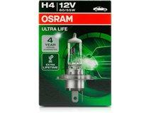 Lamp H4 Osram Ultra Life 12V 60 / 55W