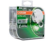 [06.64193ULT-HCB] Lamp H4 Osram Ultra Life 12V 60 / 55W (Box 2)