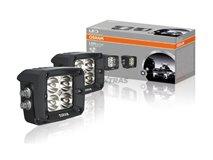 [06.LEDWL101-SP] Square Headlight OSRAM LEDriving VX80 12 / 24v SPOT