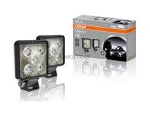 [06.LEDWL103-WD] Square Headlight OSRAM LEDriving VX70 12 / 24v WD