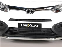 Front Spoiler T/ S/Steel 63mm Toy Proace City 2019