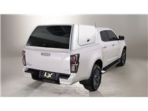 [50.OC5 620BI] STARFLEX ISUZU D-MAX 2020 - D.CAB GULLWINGS DOORS INDU. WHITE