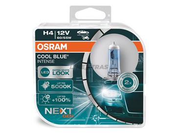 Bulb H4 Osram cool blue intense NG 60/55w 12v [2UN]