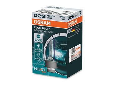 Bulb D2S Osram Xenarc cool blue intense NG 35w 12v