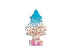 Air freshener (tree shape) beach