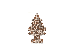 Air freshener (tree shape) coffe