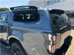 HARD-TOP ABS LIFT UP WINDOW ISUZU D-MAX 2020 D.CAB PAINTED