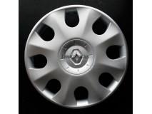 Wheel Trims 15'' Renault Clio 05-09