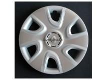 Wheel Trims 15'' Renault Clio IV