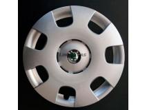 Wheel Trims 14'' Skoda Fabia
