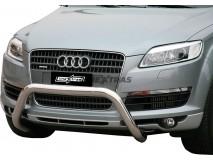 Big Bar U Audi Q7 06-15 Stainless Steel 76MM W/O EC