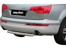 Rear Spoiler Audi Q7 06-15 Stainless Steel 76MM