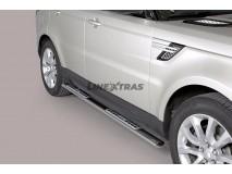 Side Steps Range Rover Sport 2014+ Steel DSP