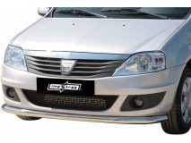 Front Protection Dacia Logan MCV Stainless Steel 63MM