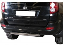 Rear Protection Great Wall Hover 2010+ Stainless Steel 63MM