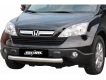 Front Protection Honda CR-V 07-10 Inox 76ММ
