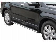 Estriberas Honda CR-V 07-10 Inox GPO